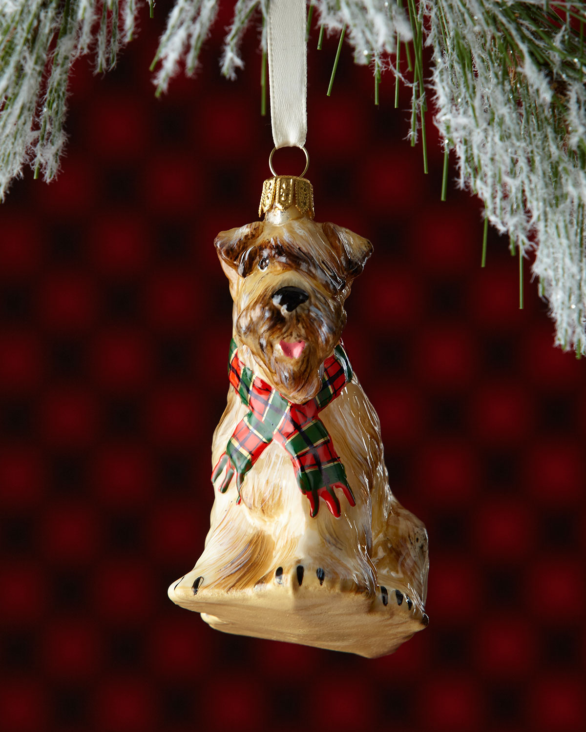 Joy To The World Collectibles Soft Coated Wheaten Terrier Dog