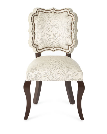 Image 2 of 4: Haute House Gena Dining Chair