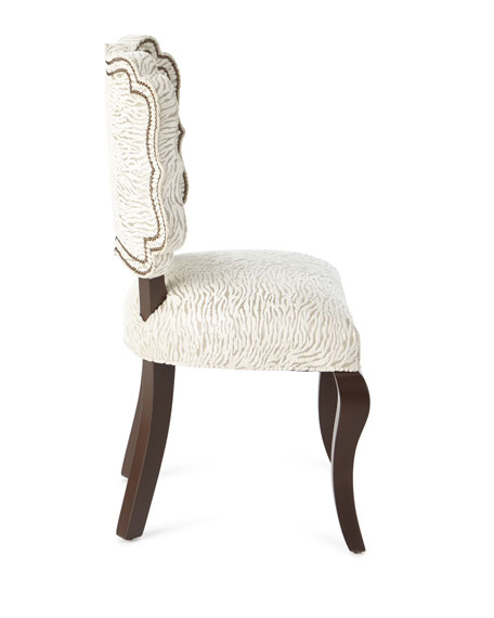 Image 3 of 4: Haute House Gena Dining Chair