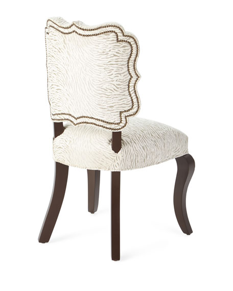 Image 4 of 4: Haute House Gena Dining Chair
