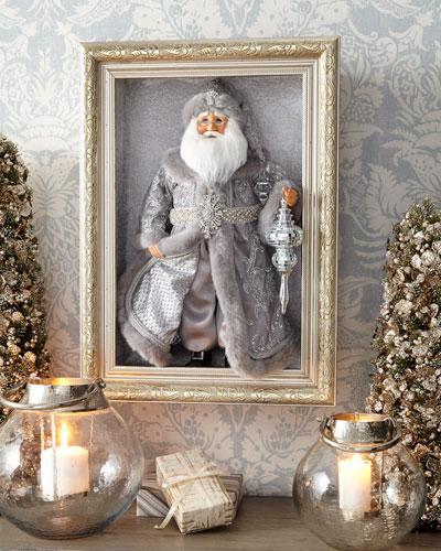 Shimmer Shine Santa in Frame