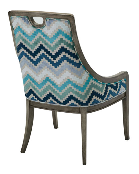 One-of-a-Kind Keyhole Chair