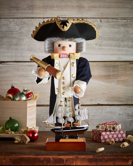 Captain James Cook Nutcracker