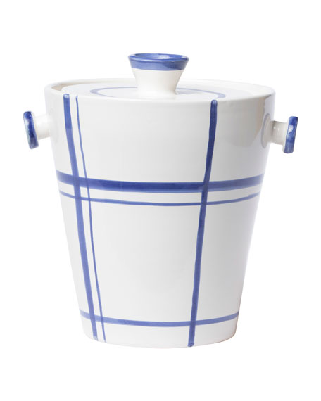 Stripe Medium Ice Bucket