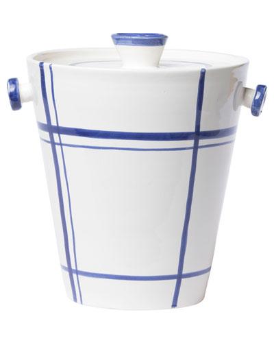 Stripe Large Ice Bucket