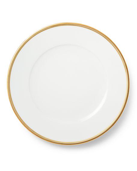 Wilshire Dinner Plate, Gold