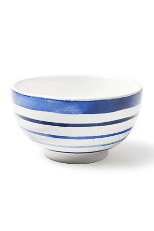 Ralph Lauren Home Cote D'Azur Stripe Cereal Bowl