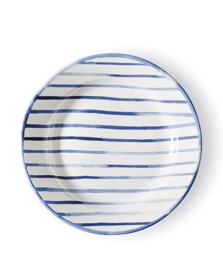 Ralph Lauren Home Cote D'Azur Stripe Salad Plate