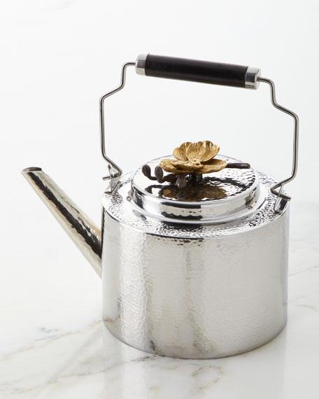 Orchid Teapot