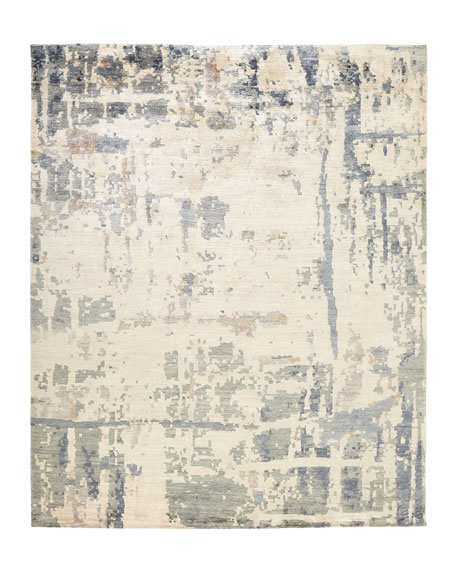 Kateryna Hand-Knotted Rug, 6' x 9'
