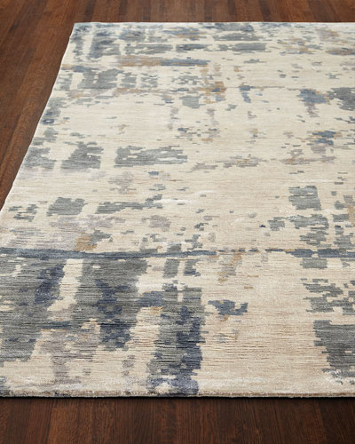 Kateryna Hand-Knotted Rug, 8' x 10'