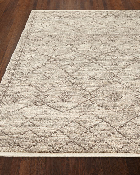 Maksym Hand-Knotted Rug, 8.6' x 11.6' and Matching