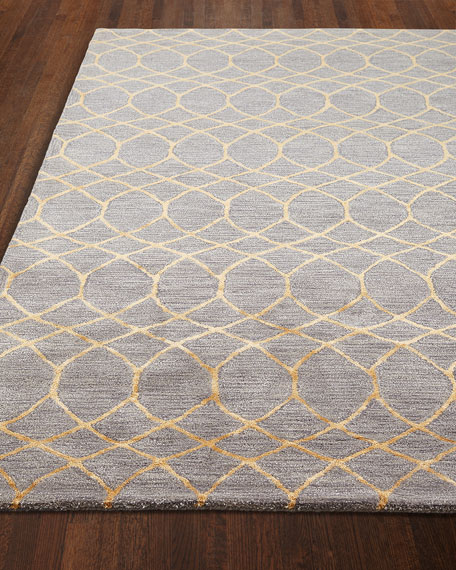 Noah Hand-Tufted Rug, 7.9' x 9.9'