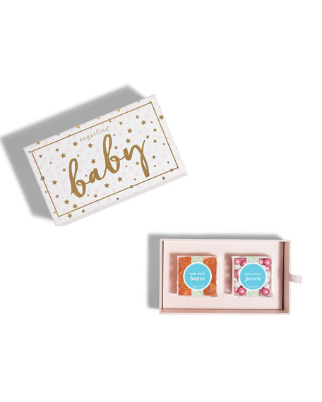 Baby Girl 2-Piece Bento Box