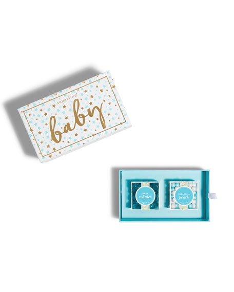 Baby Boy 2-Piece Bento Box
