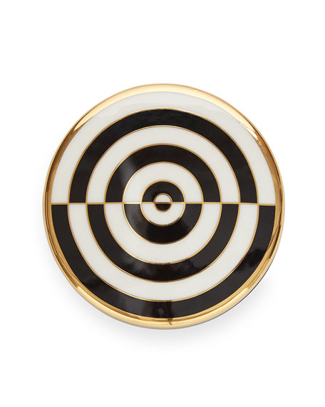 Op Art Round Box
