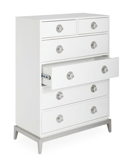 Channing 6-Drawer Tall Chest