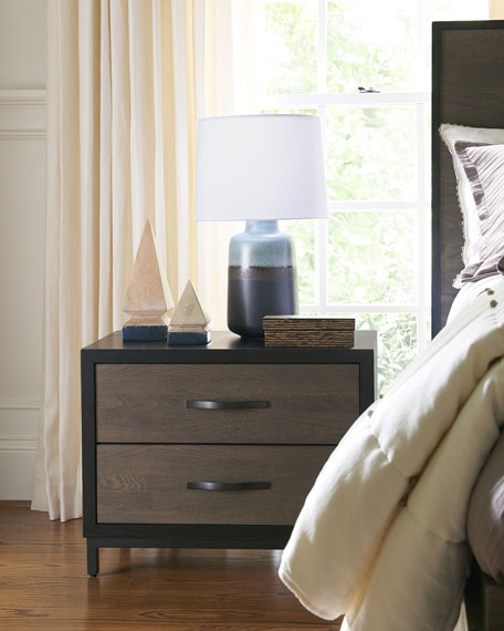 Delroy Night Stand with Power Outlet