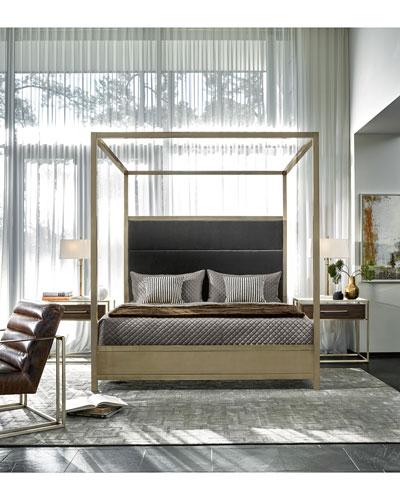 Coast King Canopy Bed