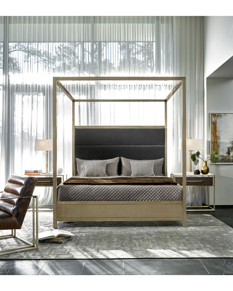 Coast King Canopy Bed