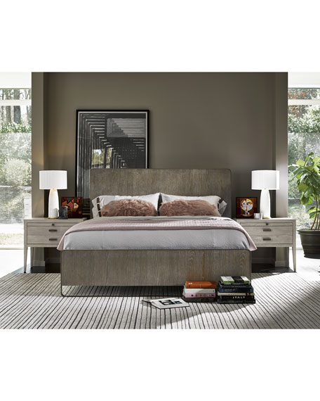 Capraia King Bed