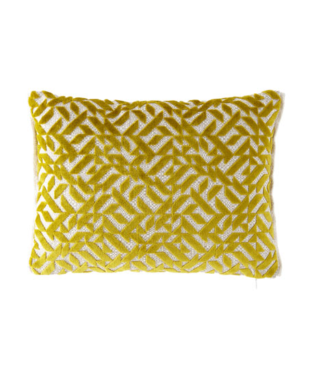 Designers Guild Dufrene Moss Pillow