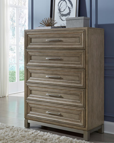 Domasa 5-Drawer Chest