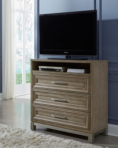 Domasa Media Chest TV Stand