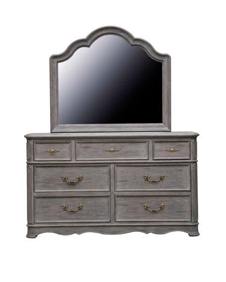 Brawell 7-Drawer Dresser