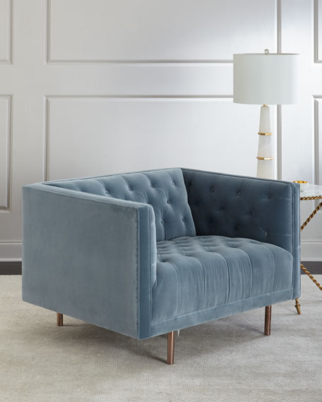 Lynette Tufted Lounge Chair