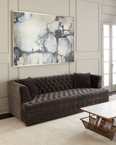 Alexis Tufted Sofa