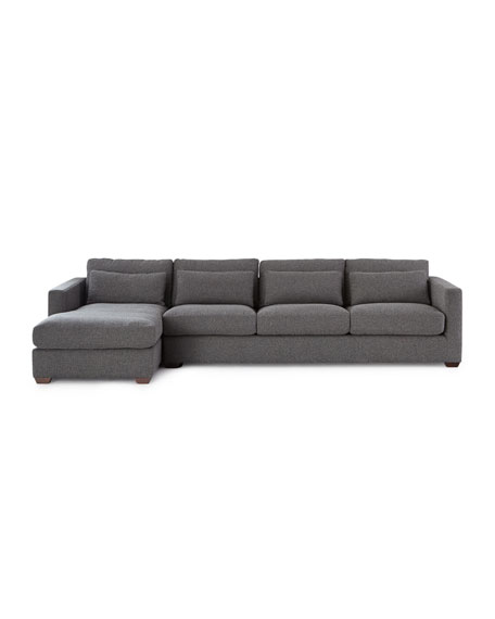 Thyrine Left-Facing Sectional