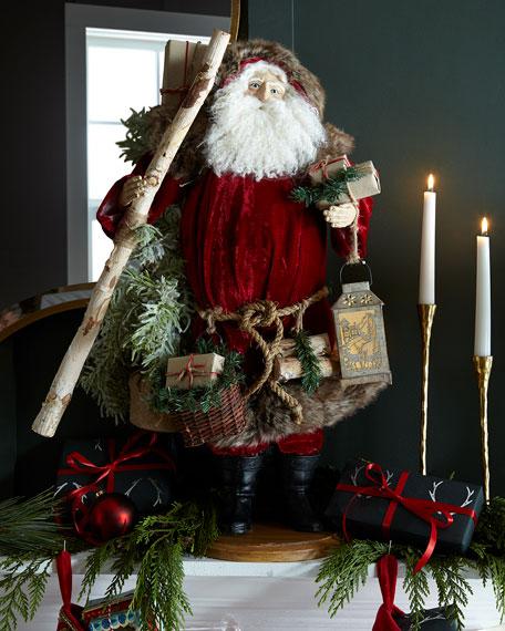 One Hundred 80 Degrees Lynn Haney Woodland Santa