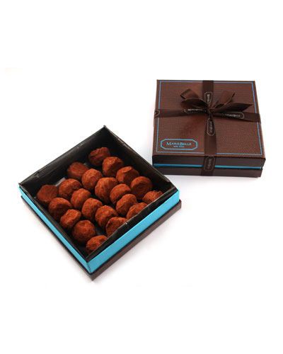 20-Piece Champagne Chocolate Truffle Box