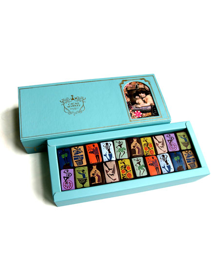 Mariebelle 20-Piece Chocolate Ganache Box