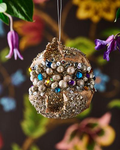 Jeweled Open Pomegranate
