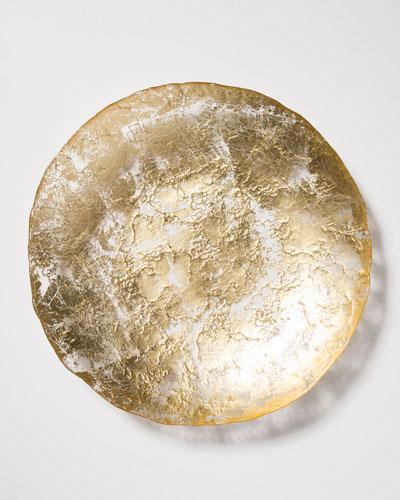Moon Glass Centerpiece