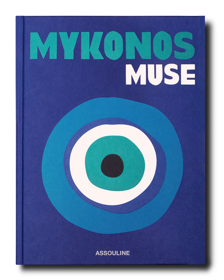 Assouline Publishing Mykonos Muse Book