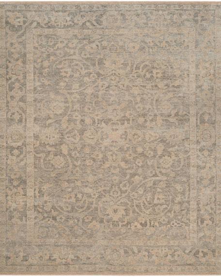 Rhett Hand-Knotted Rug, 8' x 10'