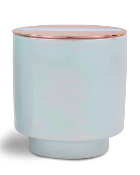 Sky Blu Sea Salt & Plumeria Scented Candle, 5 oz./ 140 g