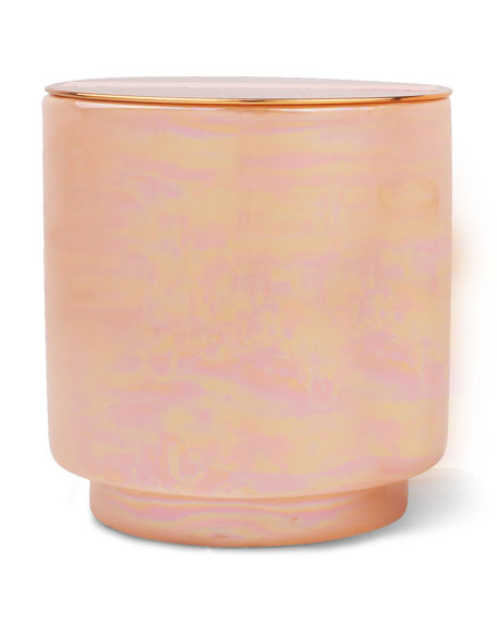 Paddywax Apricot Rosewater & Coconut Scented Candle, 17