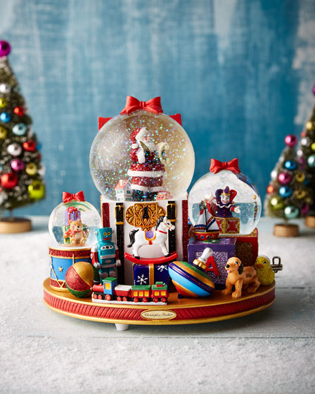 Toy Time Snow Globe