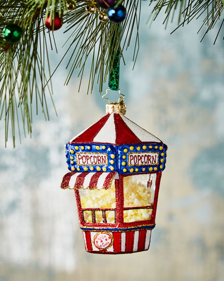 Christopher Radko A Christmas Concession Ornament