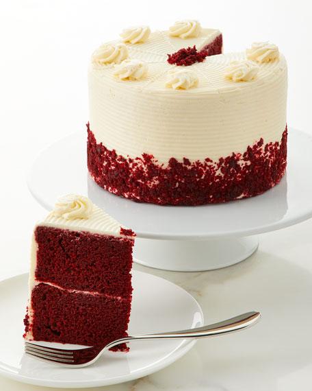 """Red Velvet Cake, 10"""""""
