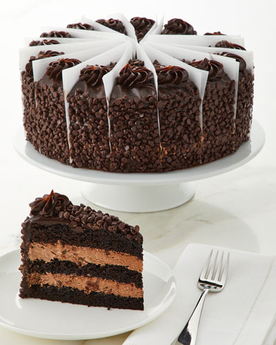 101 Chocolate Chip Cake, 10