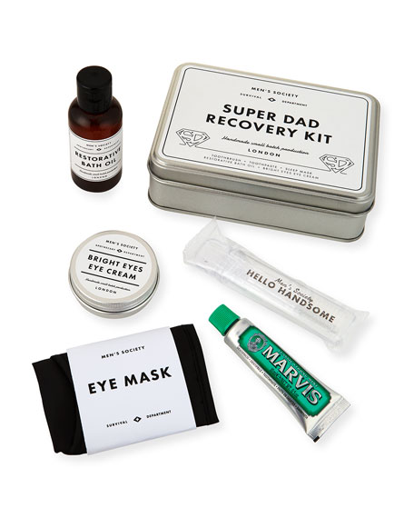Men's Society Men's Super Dad Recovery Kit