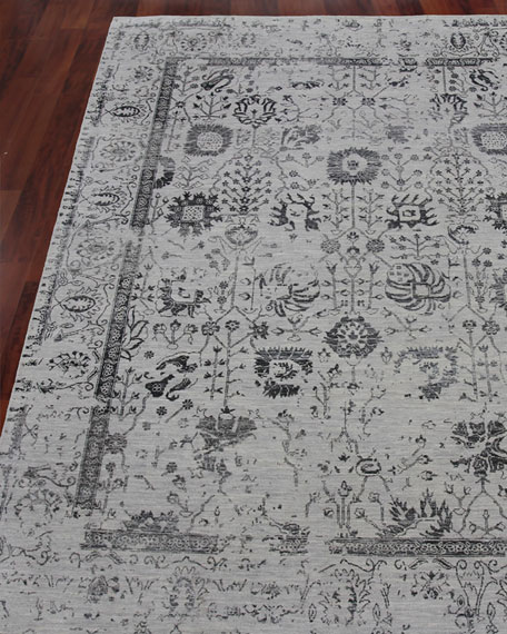 Exquisite Rugs Southbridge Hand-Knotted Rug, 12' x 15'