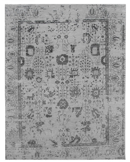 Southbridge Hand-Knotted Rug, 10' x 14'