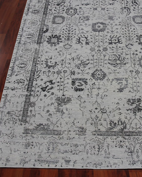 Southbridge Hand-Knotted Rug, 9' x 12'