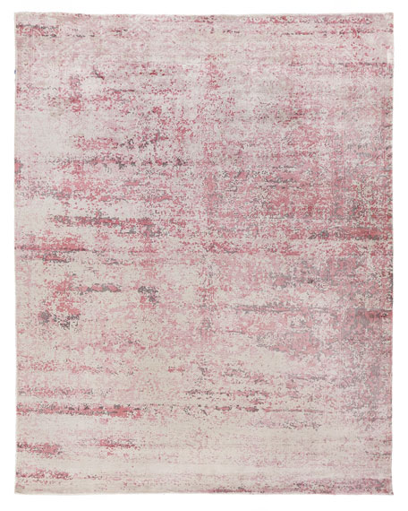 Piper Hand-Knotted Rug, 6' x 9'